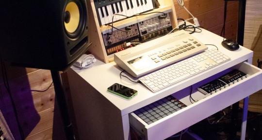 Mix Engineer & Canvas Designer - Ton Oortgiesen