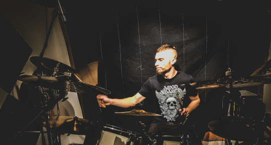 Session Drummer, Drum Records - Ricardo Tito