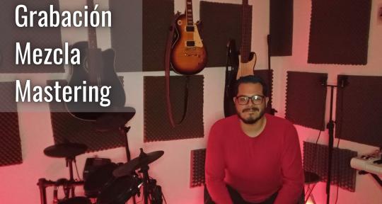 Recording Studio, Mix & Mast - DLP STUDIOS