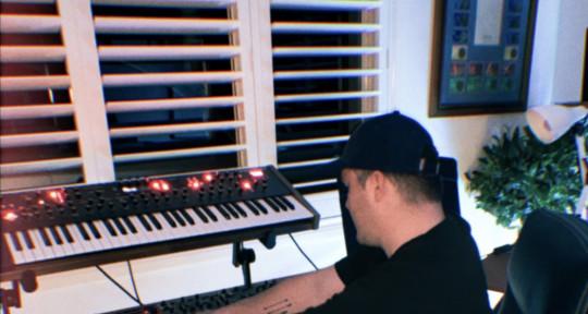 Producer, Session Pianist, SW - Luke Clark