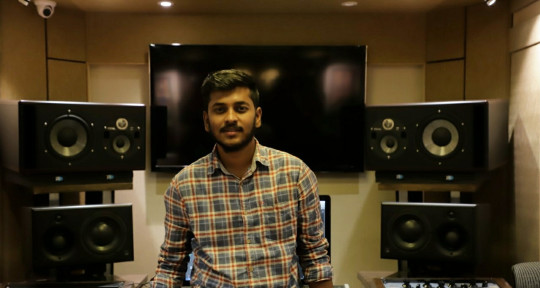 Remote Mixing & Mastering - Sai Madhan