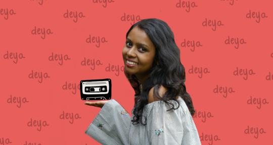 South Asian Singer - Deya