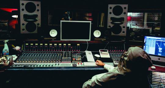 Artist / Producer / Engineer - JAMAL WOON