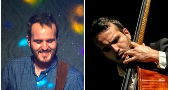 Doublebass & el.bass player - Kostas Patsiotis