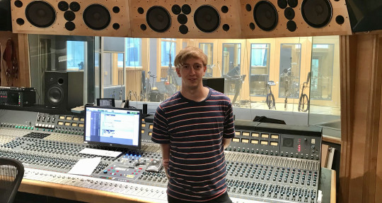 Remote Mixing and Mastering - Andy Robinson