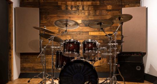 Session Drummer with Studio - Sam B