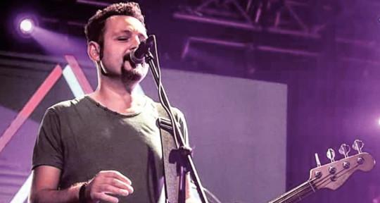 Bass Guitarist & Vocalist - Tansu Kızılırmak