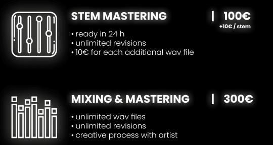 online Mastering • ready in 24 - Morgan Mastering