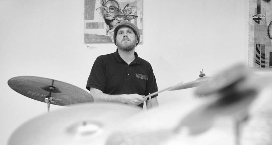 Live Drum Kit / Percussion - Greg Rawson