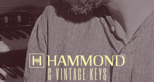 Hammond B3 - Vintage Keys - Larry Walters