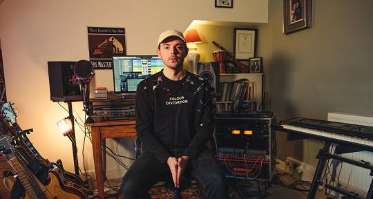 Mix Engineer | Musician - Digby Lovatt