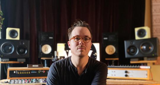 Recording studio, Producer - Welterweight Sound