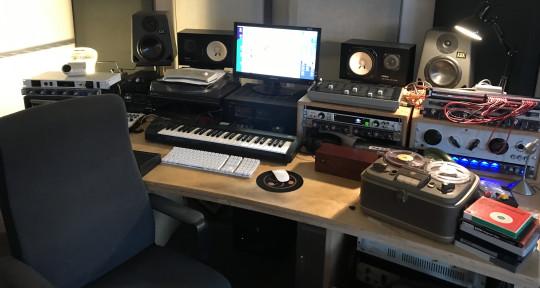 Recording, Mixing & Mastering - studio.tvo