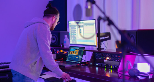 Remote Mixing & Mastering - Alston Tyler