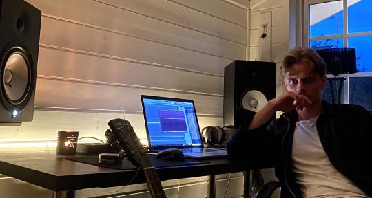 Producer, mixing & mastering  - Albin Bovin