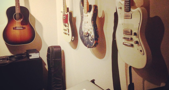 Session Vocals, Guitars & more - ZRS Music