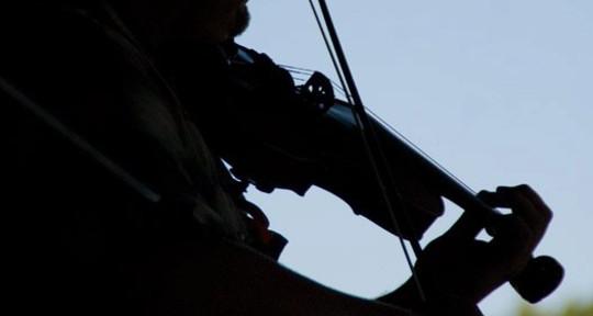 Award winning fiddler.  - Isaac Callender