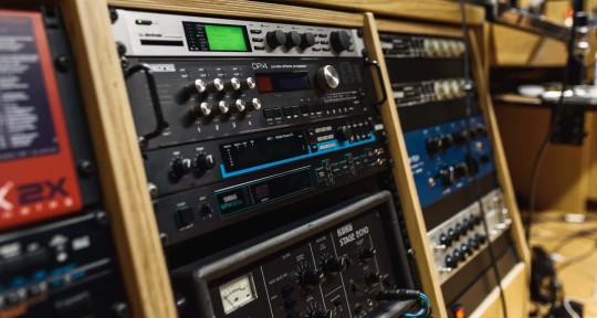 Mix & Mastering - Gabriel Landry