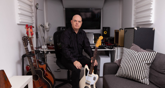 Music Producer and Musician - George Glen