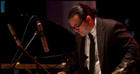 Percussion Drums Vibraphone  - Reinaldo Ocando