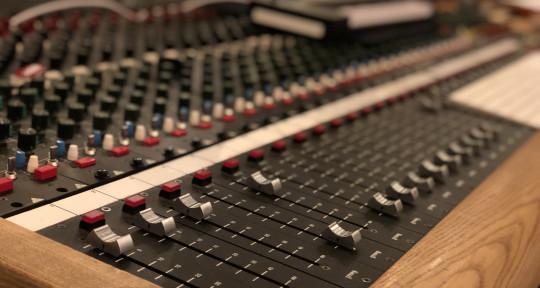 Producer | Mixer | Songwriter - Gino Scarpino