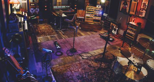 Recording, Writing, Mixing - Pariah Recorders