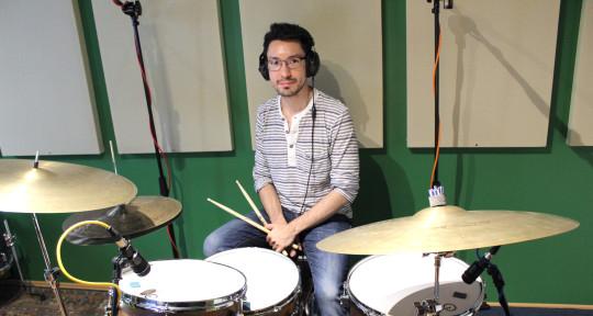 Session Drummer - Rodrigo Gonzalez