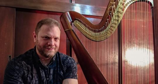 Professional harpist - ObadiasHarp