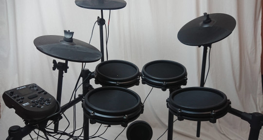 Record drums HQ Low budget - _danieldrums_
