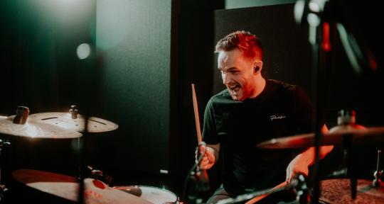 Song Focused Session Drummer  - RemoteDrumRecordings.com