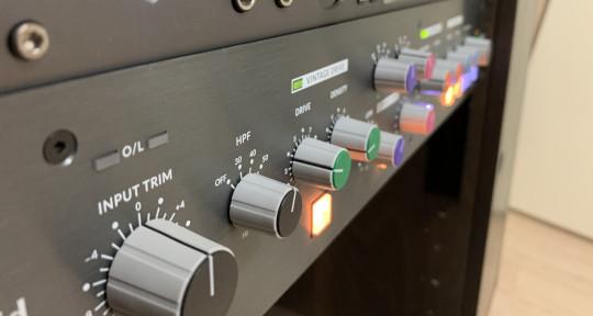 Mixing & Mastering - Mix & Master engineer SJ Park