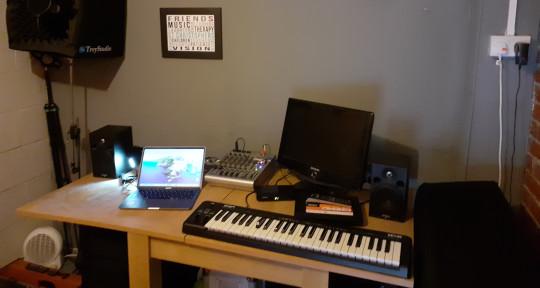 Recording Artist - Paul Jackson