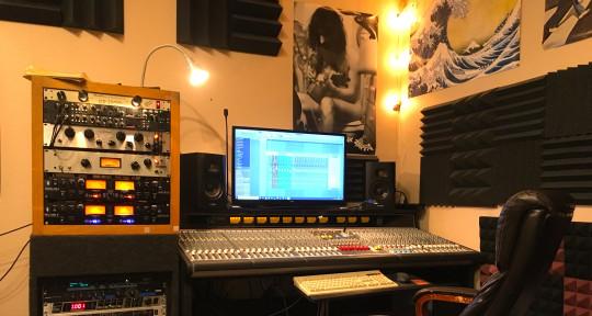 Recording Studio - Igloo Central Station