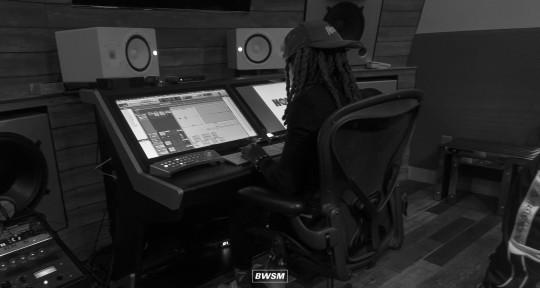Mixing & Producing  - SauceGodDre