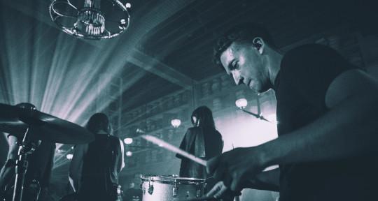 Session Drummer/Percussionist - Cain Daniel