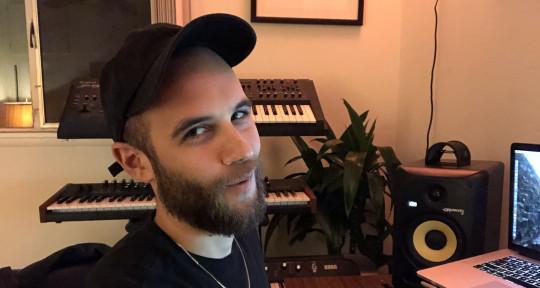 "Producer/Composer/Saxophonist - Alekos ""Kosie"" Syropoulos"