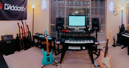 Production, Mixing & Mastering - Dark Lit Studios