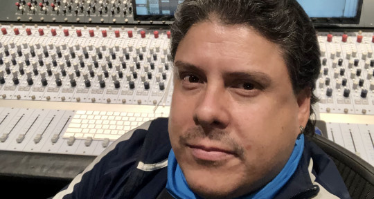 Audio Engineer - Roberto Graterol (RobG)