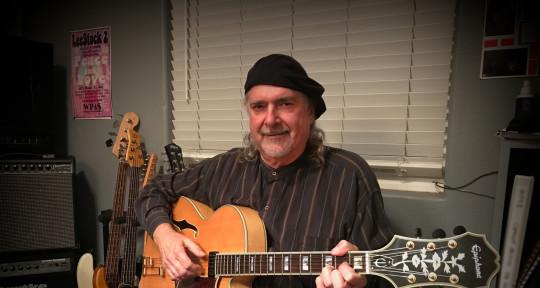 Session Guitarist, Mixing - Ron Hagadone
