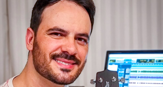 Remote Mixing & Mastering - Madsom Azevedo