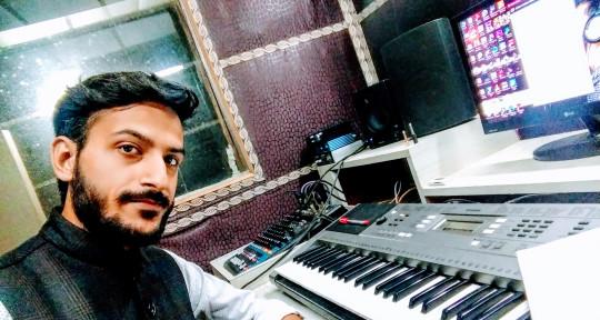 Music producer,  mix engineer  - Aditya saini