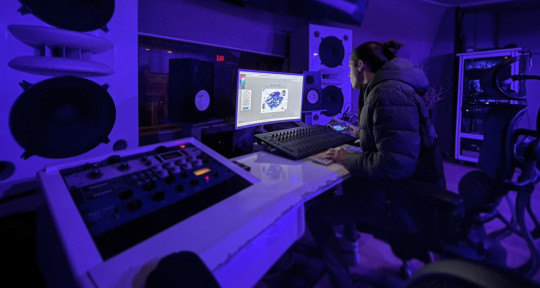 Recording/Mixing/Mastering  - Chance Hubbard
