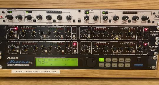 Remote Mixing & Mastering - Jack Thompson