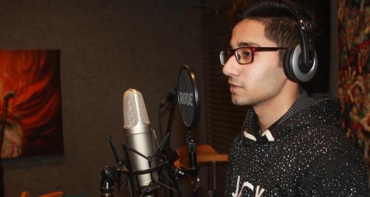 Vocalist & Songwriter - SAIYAM