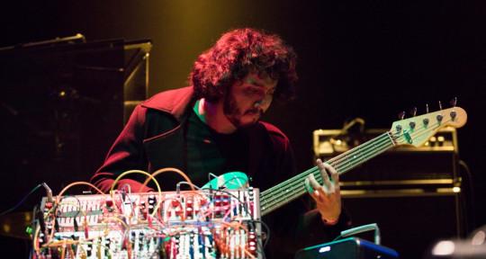 Mixer and music producer - Santiago Parra