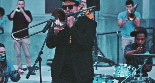 Trombone / Horn section arr. - Ian Gray