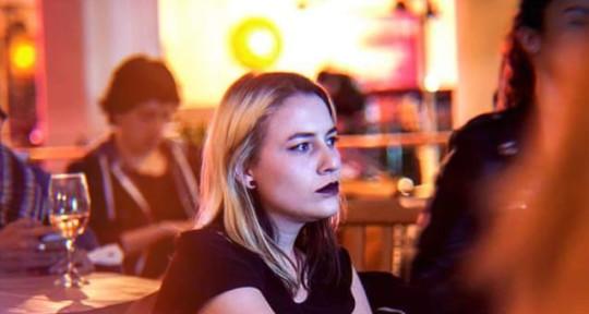 Sound engineer, Bass player - Veronica Ortegon Khalil