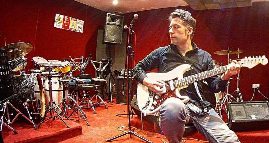 Music Producer, Guitarist - Titus Maz