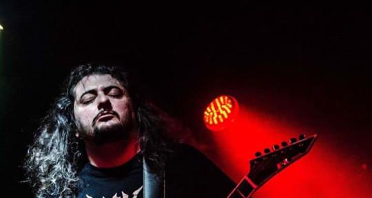 'Session Guitarist' - Raff Sangiorgio