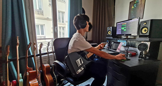 Imaginative Music Producer  - Julien Nguyen
